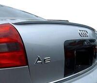Kofferraumspoiler Heckspoiler Spoiler Lippe SELBSTKLEBEND für Audi A6 4B C5 Limo