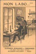 Catalogue 1932 instrument vin pomologie eonologie wine