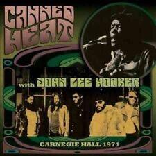 Canned Heat - Carnegie Hall 1971 Vinyl LP Cleopatra