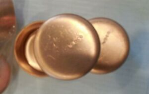 """Pack of 3 Copper 2"""" Cap Pipe Fitting CCAPK Nibco 9172900"""