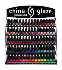 China Glaze Nail Polish List #12 (1219-1306) Please Choose Your Favorite Lacquer