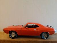 Die-cast 1:18 Collectors Edition Ertl 1970 Dodge Challenger 440 Six Pack