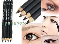Durable mujeres 2pcs Suave Impermeable Cosméticos Belleza Maquillaje Delineador De Ojos Set de lápiz