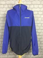 BERGHAUS MENS UK L SPECTRUM BLUE NIGHT SKY CORBECK WINDPROOF JACKET RRP £80