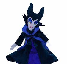 Maleficent Sleeping Beauty Aurora plush stuffed animal Disney Store Exclusive 18