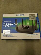 Linksys EA8300 AC2200 Tri-band WiFi Router( Used - Good)