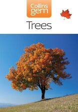 Collins Gem Trees: How to Identify the Most Common Species New Paperback Book Al