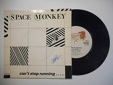 SPACE MONKEY : CAN'T STOP RUNNING.... ♦ 45 TOURS PORT GRATUIT ♦