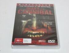 Diary Of A Cannibal DVD B Grade Horror Movie Brand New Sealed
