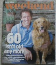 Monty Don -  Pride & Prejudice – Daily Mail Weekend magazine – 3 October 2015