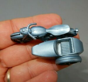 Lesney Matchbox No. 4 MOTORCYCLE AND SIDE CAR Triumph T110