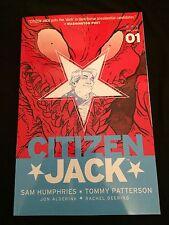 CITIZEN JACK Vol. 1 Trade Paperback