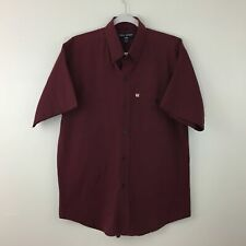 Polo Sport Ralph Lauren Men's Shirts Size XL Short Sleeve Slim Burgundy