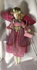 Designer doll,Jewellery Giftset,NEW Adorlee Fairy.