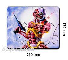 Iron Maiden, C - Alfombra de raton, Alfombrilla, Mouse pad, Mat