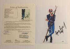 George Lazenby Autographed Signed 8x10 Photo JSA COA