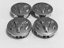"4 pcs. DODGE Ram 1500 2500 Dakota Durango Wheel Center Hub Cap 2 1/2"" CHROME N"