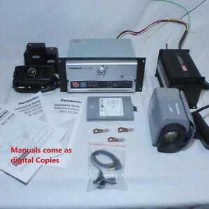 Panasonic Arbitrator FULL HD 256 SSD - Front Camera - Backseat Camera - Software