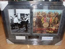 George Martin & Peter Blake Sgt.Pepper's Lonely Hearts Club Band Montage  AFTAL
