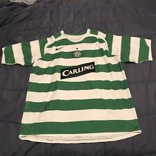 Celtic FC Jersey XL 2005 2006 2007 Nike Mens