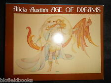 SIGNED/LIMITED 200 - Alicia Austin's Age of Dreams - 1978-1st - Fantasy Art + SC
