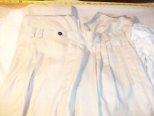 stacy adams 34 x 32 pleated & cuffs 67% polyester 24% rayon 9% cathion #222