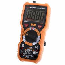 Ms8265 afilado digital Multimeter Mastech 20000 cuentas falla manejo advertencia