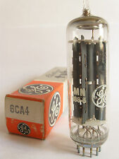 One GE 6CA4 (EZ81) tube - New Old Stock / New In Box (Date code: MN)