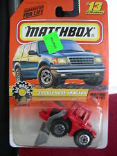 Matchbox Shovel Nose Tractor #13 from 1997