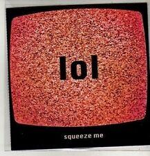 (CM626) LOL, Squeeze Me - 2010 DJ CD
