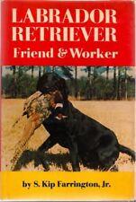 Labrador Retriever, Friend & Worker, Farrington, 1976