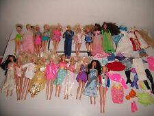 Vintage/Newer Barbie lot