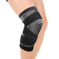 Genouillère de Sports Manchon de compression Articulaires Arthrite