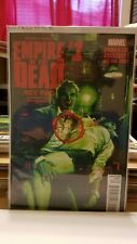EMPIRE OF THE DEAD: ACT TWO #1(X2) 2 3 5 Not #4 GEORGE ROMERO Marvel Zombies