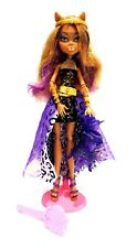 127. Monster High doll Clawdeen Wolf series 13 Wishes Haunt the Cashab