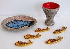 Set ceramics vintage Vallauris or others @