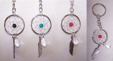 Tribal  Handmade Dream Catcher  Key Rings Wholesale  6 Pc Lot  ( NpDc178-6 ^*)