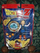 Irwin Dragon Ball Z Action Figure Collector's Item: Android 18