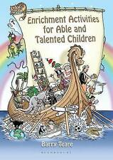 Enrichment Activities for Able and Talented Children (Practical Resource Books