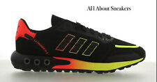 "Adidas LA Trainer III 2020 ""Black- Yello"" Men's Trainers All Sizes Limited Stock"