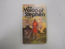The Vision of Stephen by Lolah Burford (1979, Ace, PB) Rare high grade 2ND PRINT