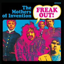 Freak Out! - Frank Zappa (2013, Vinyl NIEUW)2 DISC SET