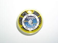 Bleischrot Sortiment, Schrotblei, Klemmblei, Blei, 70 Gramm - 6 Sorten