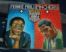FRANKIE PAUL + PINCHERS TURBO CHARGE 1988 UK LP SUPER SUPREME SUPLP 1