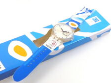 "SWATCH: ""TEAM PORTUGAL"" OLYMPIC GAMES SPECIAL EDITION *NEU / TOP-RARITÄT!*"