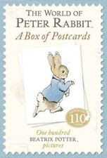 Peter Rabbit Ser.: The World of Peter Rabbit : A Box of Postcards by Beatrix Potter (2011, Merchandise, Other)