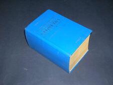 Gasparelli, Manuale del Geometra, 15° ed. Hoepli 1966