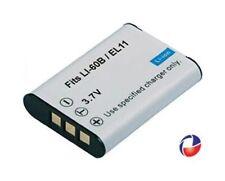 Baterías para cámaras de vídeo y fotográficas Olympus sin cargador incluido