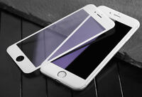 New Apple iPhone 6 7 8 X 3D Curved Full Cover Tempered Glass Screen Protector