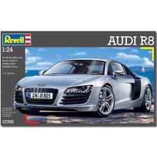 REVELL Audi R8 1:24 Model Car Kit - 07398